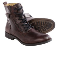 GBX Trust Geneve Boots (For Men) in Burgundy - Closeouts