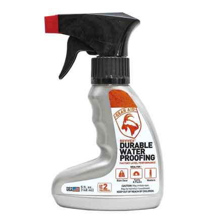 Gear Aid Revivex Durable Waterproofing Spray - 5 oz. in See Photo - Closeouts