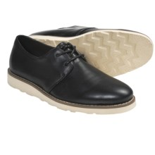 Generic Surplus Klein Leather Shoes - Lace-Ups (For Men) in Black - Closeouts