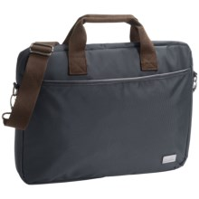 Genius Pack City Commuter Laptop Bag in Navy - Closeouts