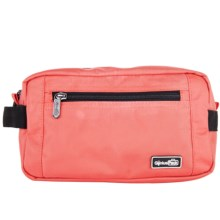 Genius Pack Essential Shave Kit Bag in Coral Red - Closeouts
