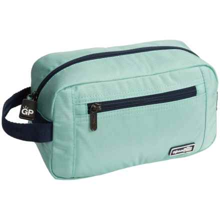 Genius Pack Essential Shave Kit Bag in Mint - Closeouts