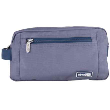 Genius Pack Essential Shave Kit Bag in Plum - Closeouts