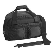 Genius Pack Overnight True Sport Duffel Bag in Black - Closeouts