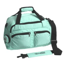 Genius Pack Overnight True Sport Duffel Bag in Mint - Closeouts