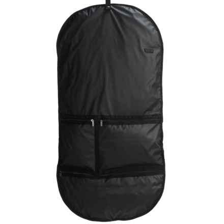 Genius Pack Super Slim Garment Sleeve in Black - Closeouts