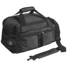 Genius Pack Weekender True Sport Duffel Bag in Black - Closeouts