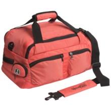Genius Pack Weekender True Sport Duffel Bag in Coral Red - Closeouts