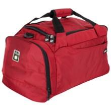 Genius Pack Weekender True Sport Duffel Bag in Red - Closeouts