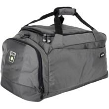 Genius Pack Weekender True Sport Duffel Bag in Titanium - Closeouts