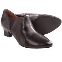 Gentle Souls Groupe Shoes - Leather, Slip-Ons (For Women) in Black - Closeouts