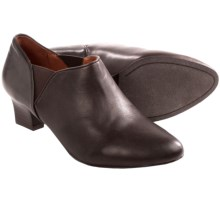 Gentle Souls Groupe Shoes - Leather, Slip-Ons (For Women) in Dark Brown - Closeouts
