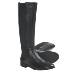 Gentle Souls Ready 4 Change Boots - Leather (For Women) in Black