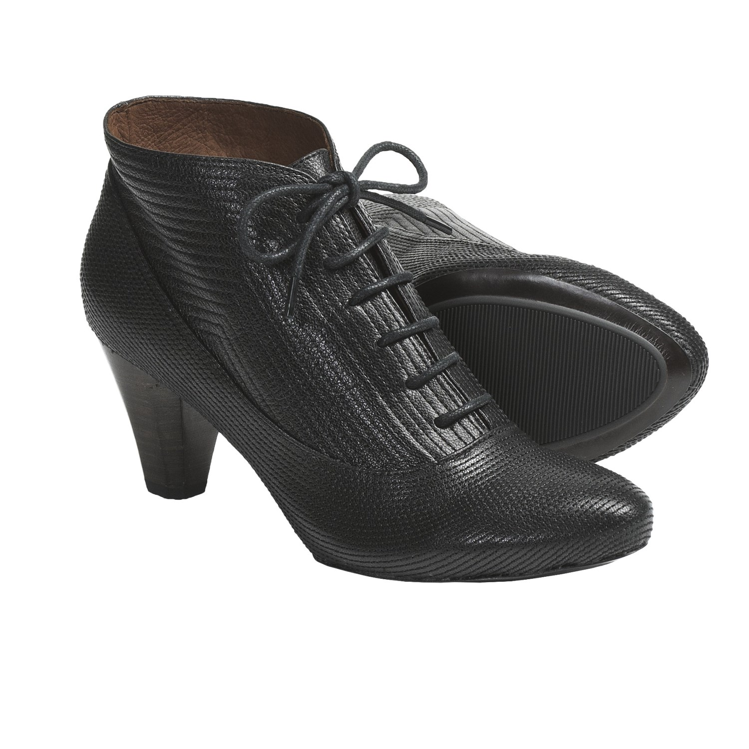 Gentle Souls Ruffina Ankle Boots -Leather (For Women) - Save 35
