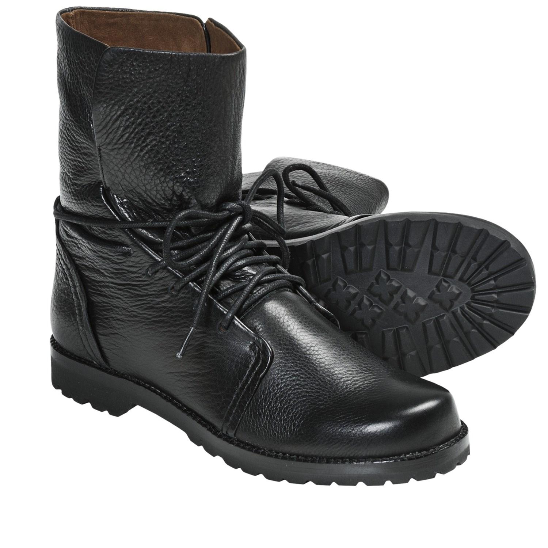 Gentle Souls Warm N Cozy Boots (For Women) in Black