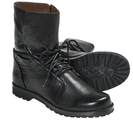 Gentle Souls Warm N Cozy Boots (For Women) in Black