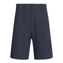 Genuine Gear Station Work Shorts (For Men) in Dark Navy - Closeouts