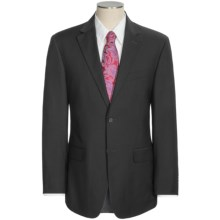 Geoffrey Beene Solid Suit (For Men) in Black - Closeouts