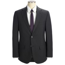 Geoffrey Beene Solid Suit - Wool (For Men) in Black - Closeouts