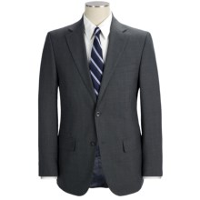 Geoffrey Beene Solid Suit - Wool (For Men) in Grey - Closeouts
