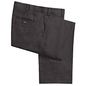 Geoffrey Beene Sorbtek Pants - Wrinkle Resistant, Flat Front (For Men) in Slate