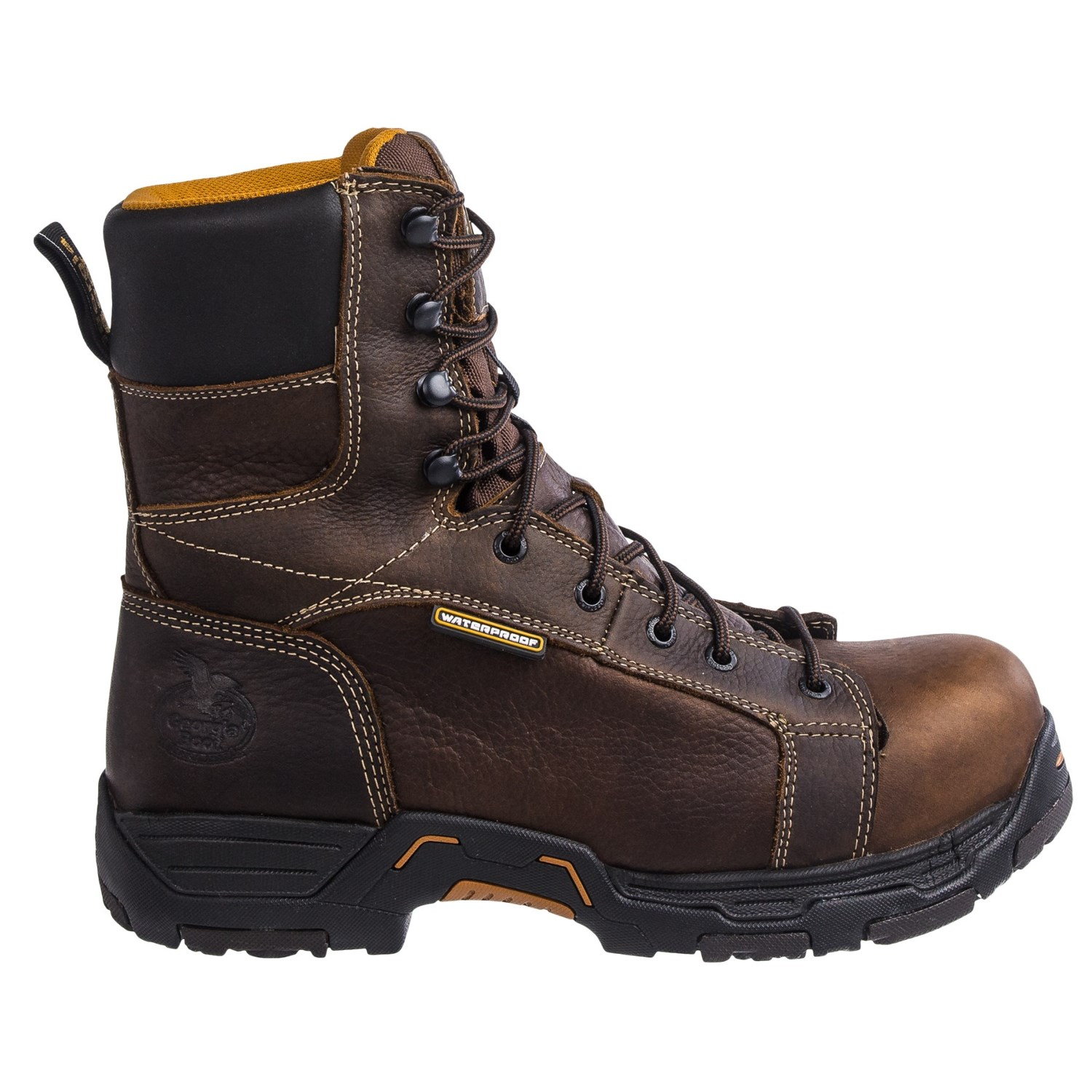 waterproof steel toe work boots reviews