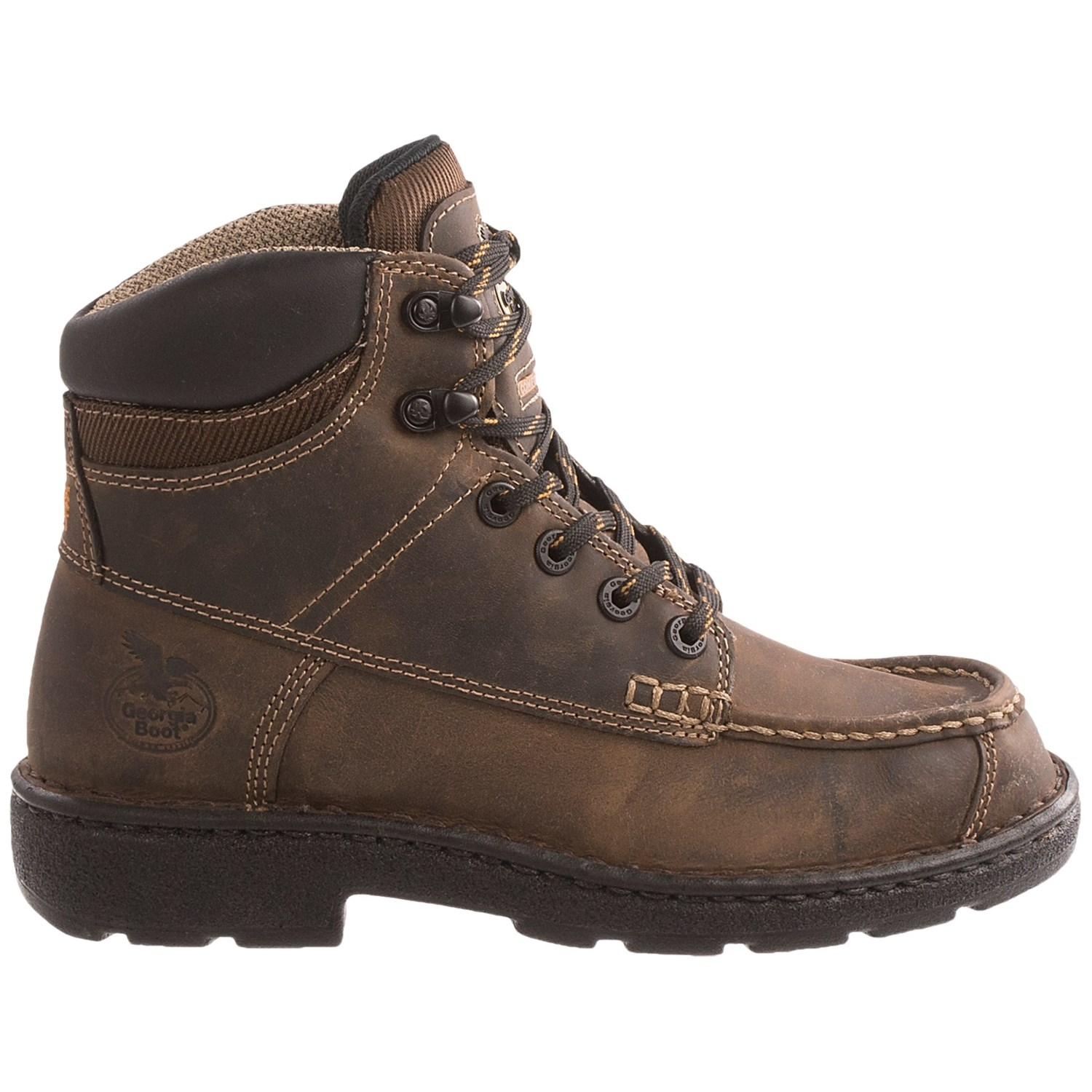 Georgia Boot Eagle Light Work Boots For Women 7540r