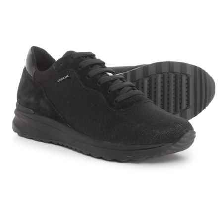 Geox Airell Sneakers (For Women) in Black - Closeouts