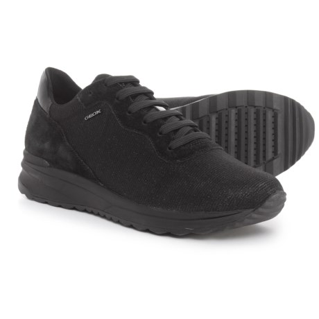 Geox Airell Sneakers (For Women) in Black