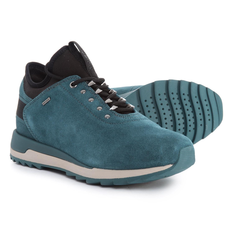 Geox Aneko B ABX Sneakers - Suede (For Women)