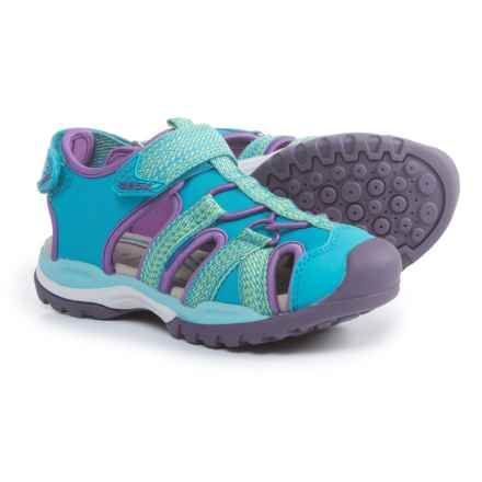 Geox Borealis Sandals (For Girls) in Watersea - Closeouts