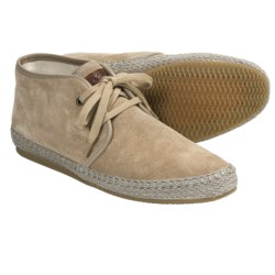 Geox Juan Chukka Boots - Suede (For Men) in Beige