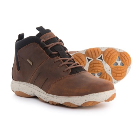 Geox Nebula 4x4 B ABX Boots (For Men) in Brown