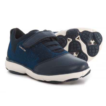 7527278201 Geox Nebula Sneakers (For Girls) in Navy - Closeouts