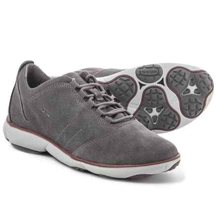 Geox Nebula Sneakers (For Men) in Anthracite - Closeouts