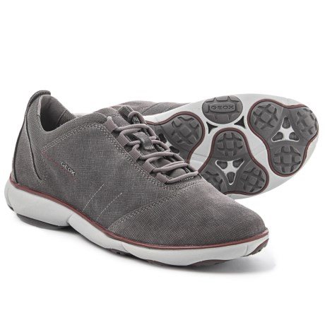 Geox Nebula Sneakers (For Men) in Anthracite