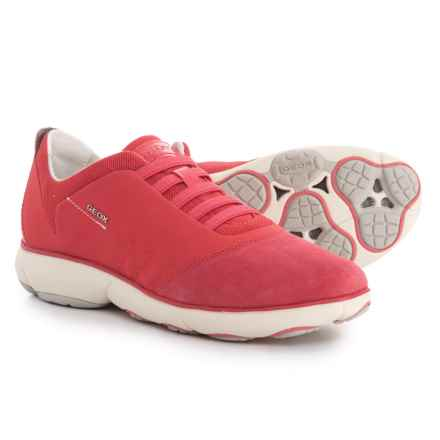 Geox Nebula Sneakers (For Women) in Coral - Closeouts