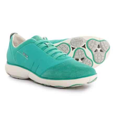 Geox Nebula Sneakers (For Women) in Watersea - Closeouts