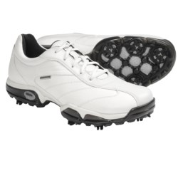 Geox Protech Capitol Golf Shoes - Waterproof (For Men) in White