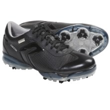 Geox Protech Spirit Golf Shoes - Waterproof (For Women) in Black - Closeouts