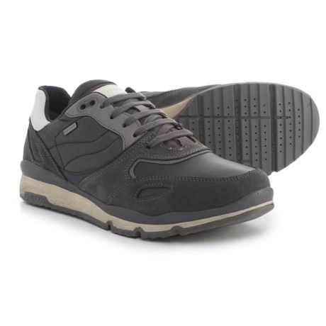 Geox Sandford B ABX Sneakers (For Men) in Anthracite