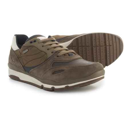 Geox Sandford B ABX Sneakers (For Men) in Taupe - Closeouts
