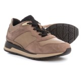 Geox Shahira Metallic Sneakers (For Women)