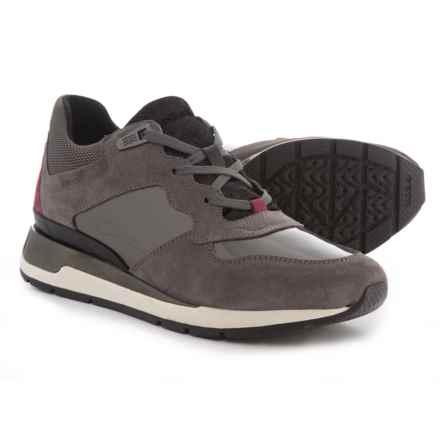 Geox Shahira Sneakers (For Women) in Dark Grey - Closeouts