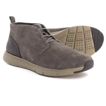 Geox Snapish Sneakers (For Men) in Mud/Coffee - Closeouts