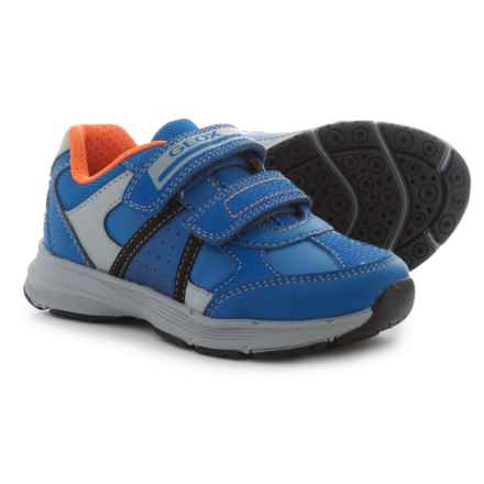Geox Top Fly Sneakers (For Boys) in Royal - Closeouts