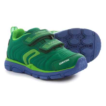 Geox Torque Sneakers (For Boys) in Green - Closeouts