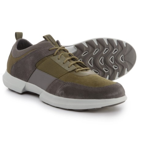 0756d7f86ad0 Geox Traccia Sneakers (For Men) in Musk Anthracite