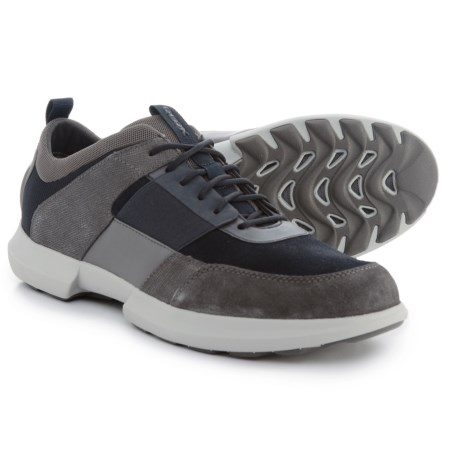 Geox Traccia Sneakers (For Men) in Navy/Anthracite