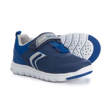 Geox Xunday Sneakers (For Boys) in Navy/Royal